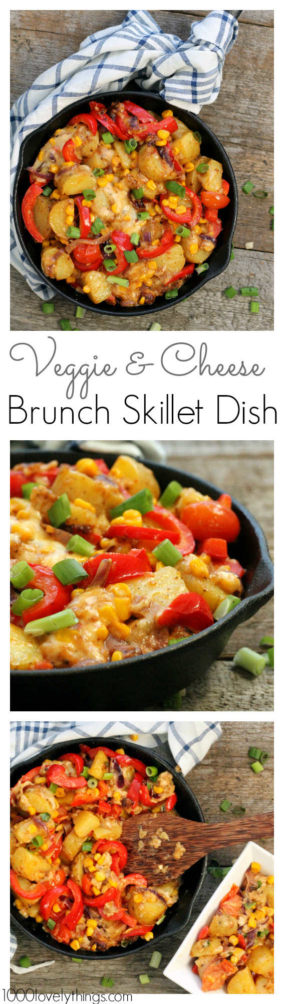 veggie-and-cheese-skillet-dish