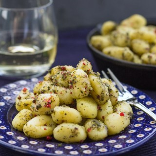 Gnocchi in Sage Butter Recipe