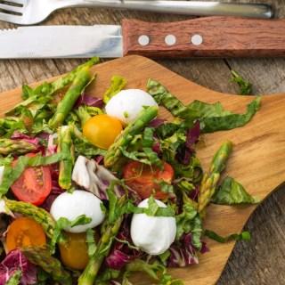 Italian Style Spring Salad Recipe