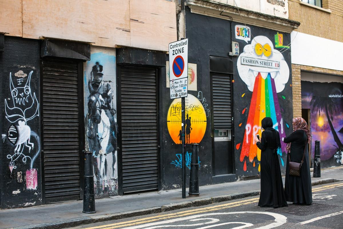 East London Photo Walk