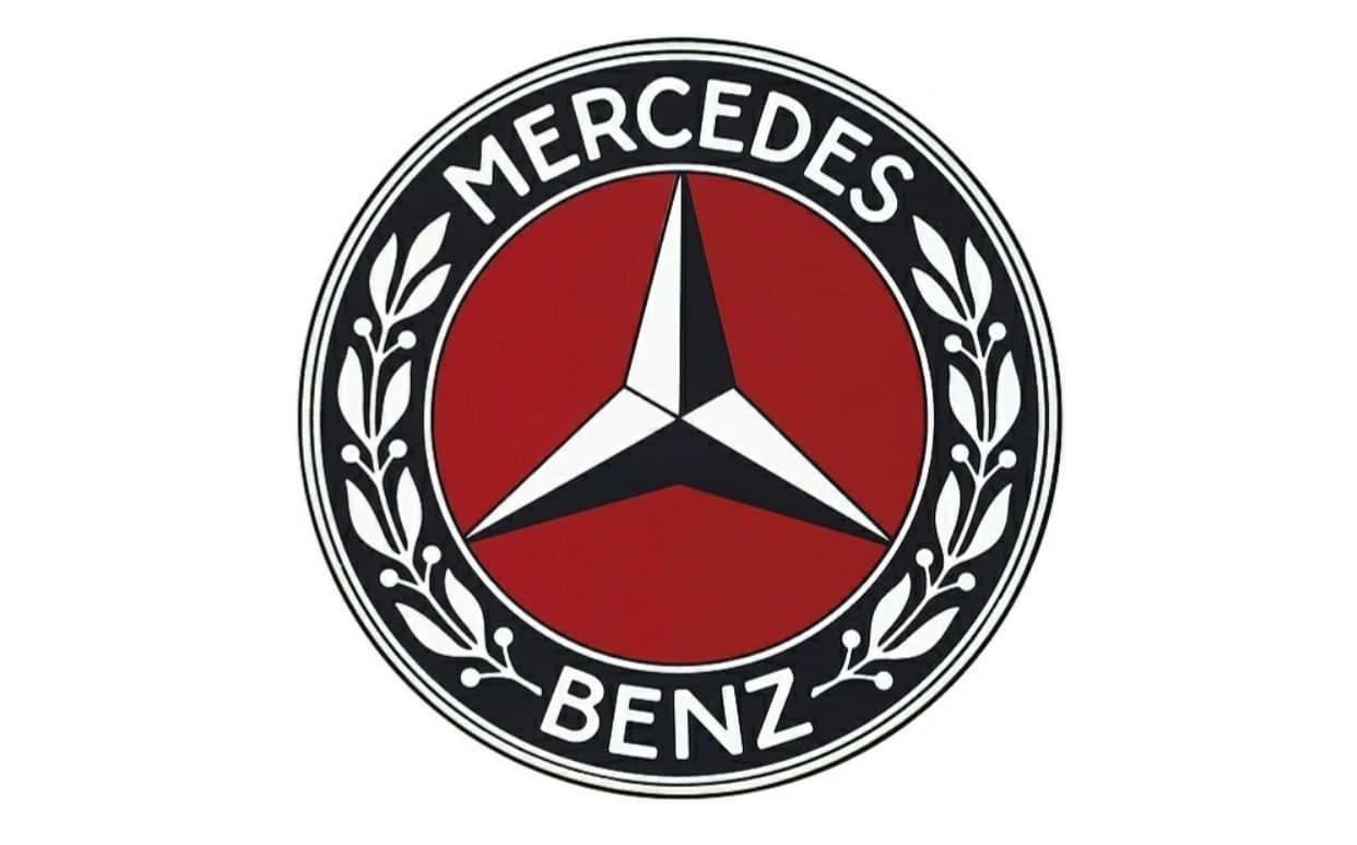 Logo de Mercedes: la historia y el significado del logotipo. la marca y el símbolo.   png. vector