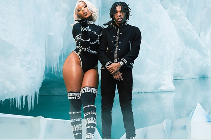 Lil Baby Ft. Megan Thee Stallion – On Me (Remix) Mp3