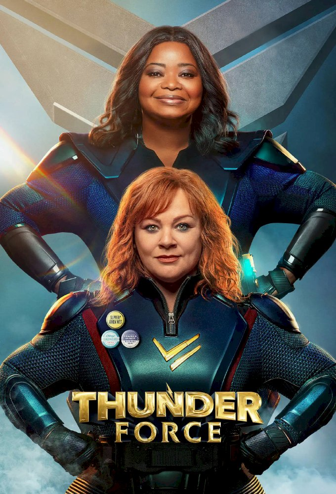 Thunder Force (2021) Download Full Movie