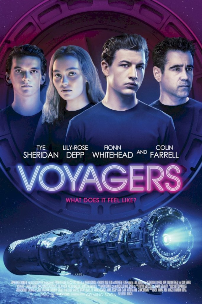 Voyagers (2021) Download Full Movie