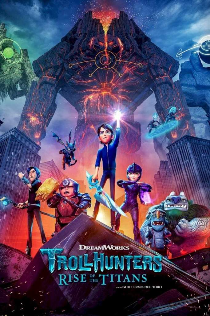 Download Movie: Trollhunters - Rise Of The Titans (2021)