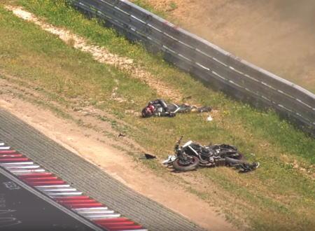 SUVもステーションワゴンもみんな事故る。ニュルブルクリンク2018シーズンクラッシュ映像まとめ。