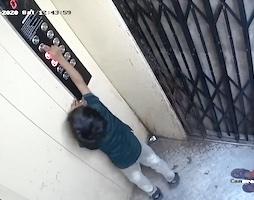 エレベーター事故史上最凶に怖い動画がインドで撮影される。