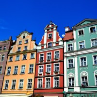 Postcards from Wrocław
