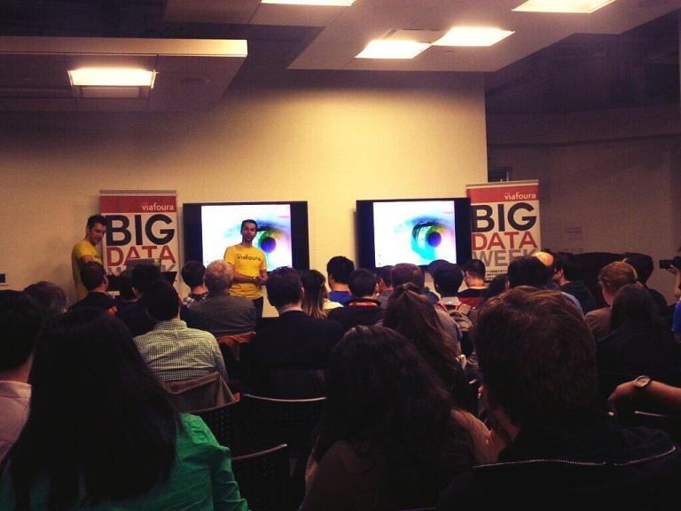 Victor Anjos launches Big Data Week