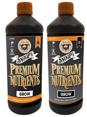 Grow A+B Coco Snoops Premium Nutrients