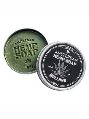 Hemp Soap Amsterdam