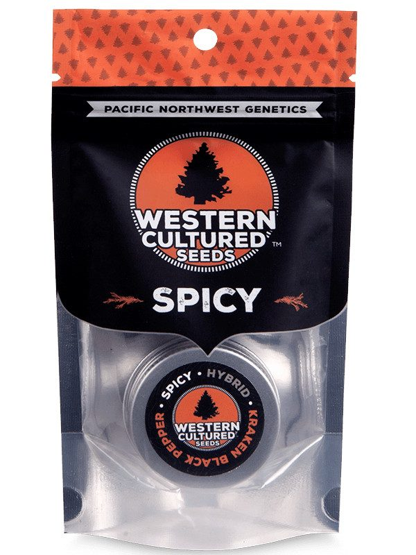 Kraken Black Pepper von Western Cultured
