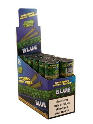 Cyclones-Hemp-Cones-Blue