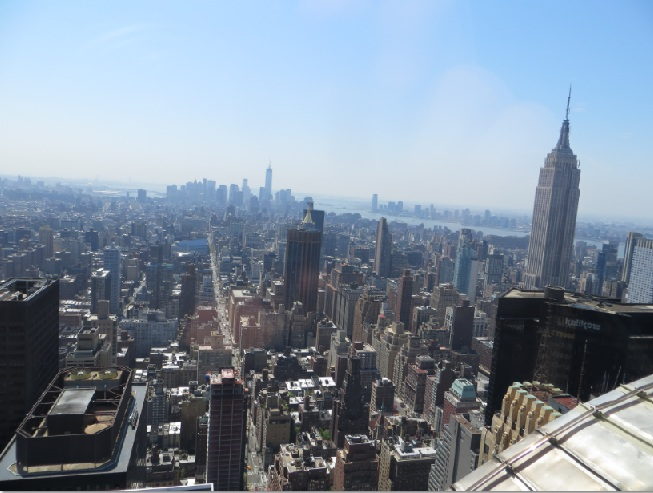 #6 It's A Hard Knock Life At The Chrysler Building  1000