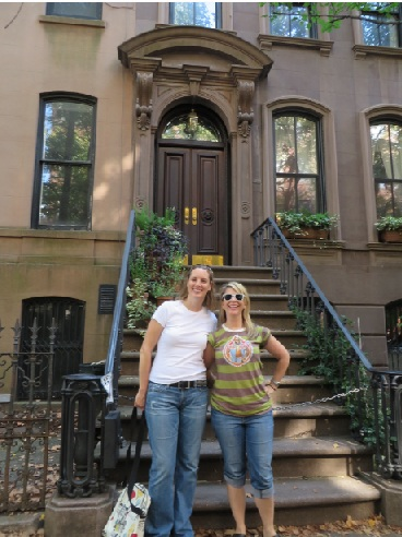 92 Carrie Bradshaw house  1000 Things to do New York