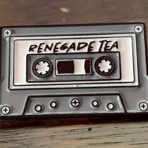 Renegade Tea Pin