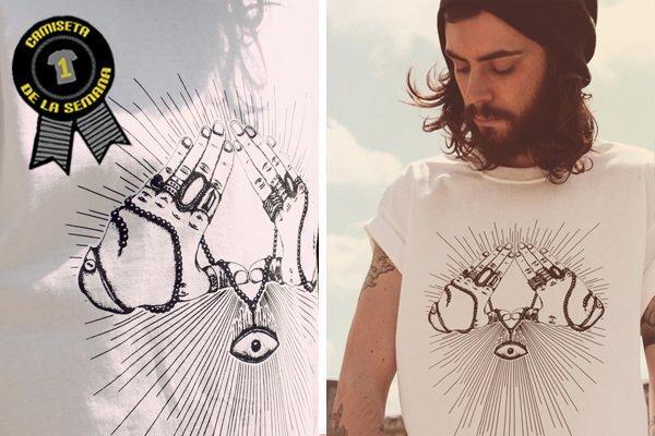Camiseta de la semana killuminati Rawtee