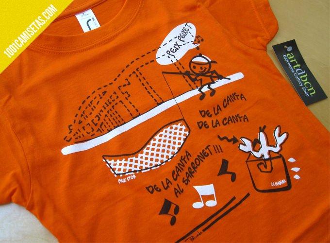Camisetas artdbcn Jan Petit