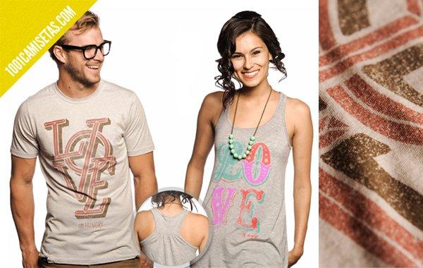 Sevenly camisetas Love