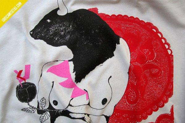 Camiseta Indisorder minotaura