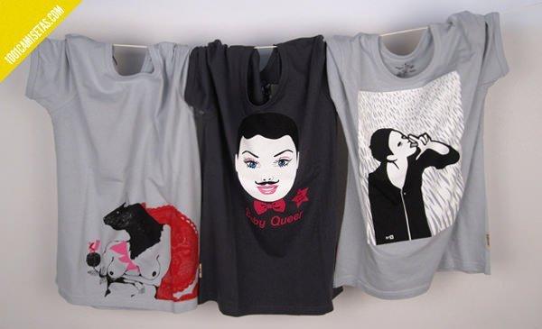 Camisetas Indisorder