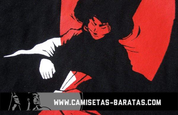 Camisetas serigrafía 2 tintas