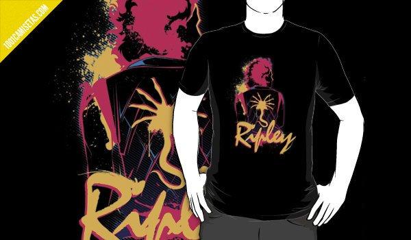 Camiseta Alien Ripley Drive