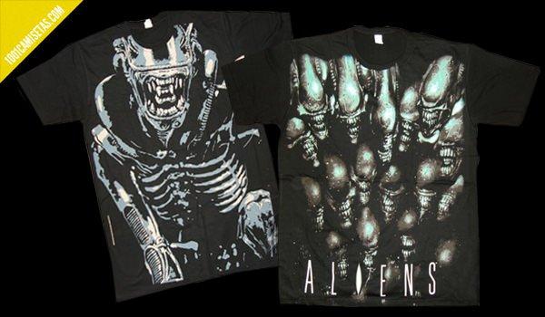 Camisetas Alien stylin