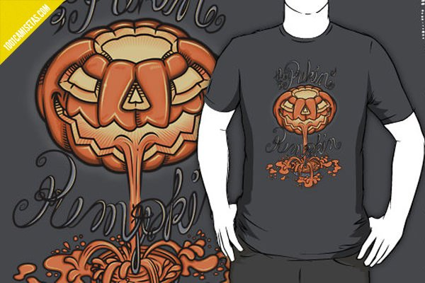Camiseta Halloween Biticol