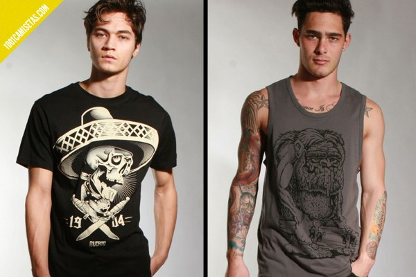Camisetas Iron Fist Clothing