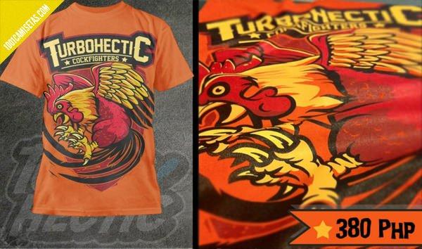 turbohectic tshirt