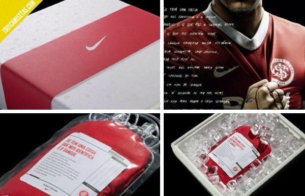 Packaging nike porto alegre