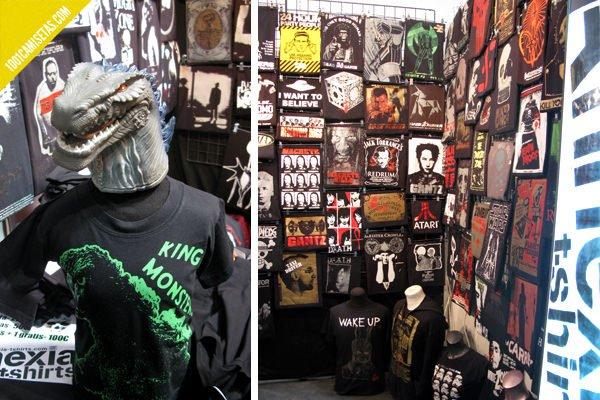 Camisetas culto annexia tshirts
