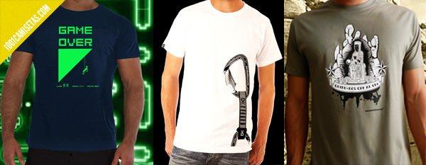 Camisetas Paraboltheworld escalada