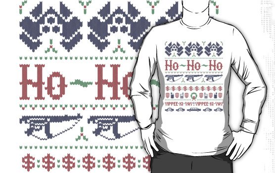 Mcclane christmas sweater