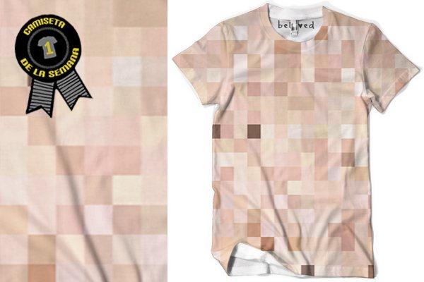 Camiseta de la semana censored