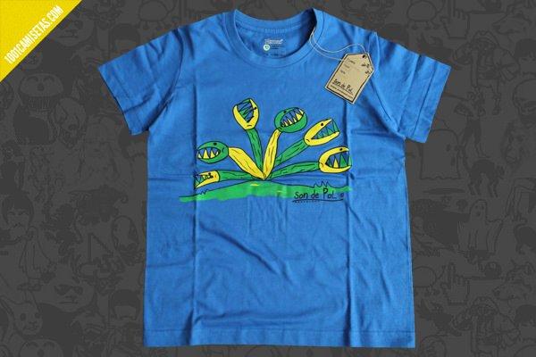 Camisetas ecológicas Son de Pol