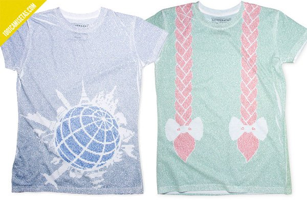 Litographs t-shirts