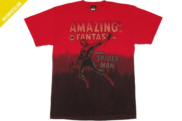 Spiderman t-shirts