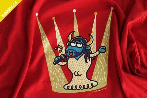 Camiseta Conchita Wurst