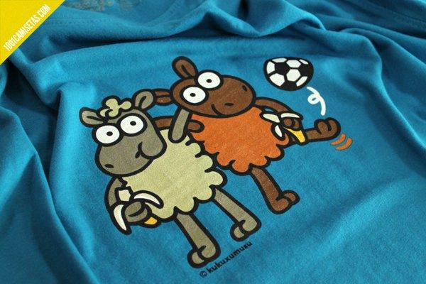 Camiseta divertida Dani Alves