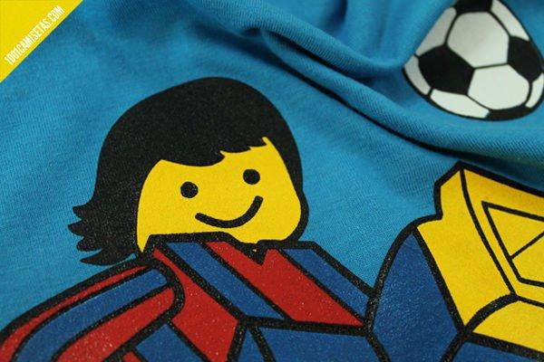 Samarreta Lego Messi