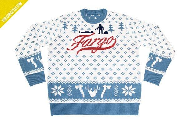 Jersey Fargo navidad