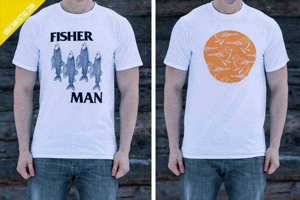 Camisetas kaira clothing