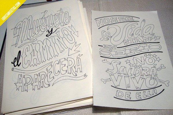 Bocetos raulowsky