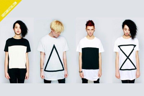 Camisetas long clothing