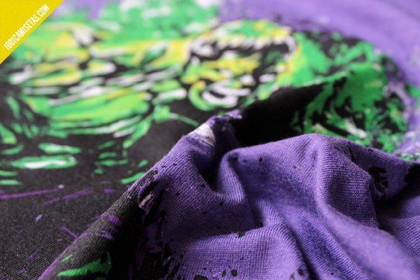 Camisetas Miyagi jaspeadas
