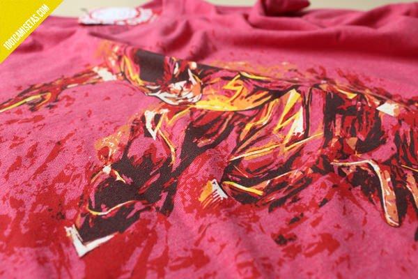 Camiseta flash Miyagi