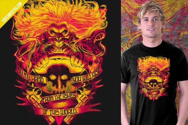 camiseta fury road