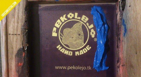Pekolejo handmade t-shirts